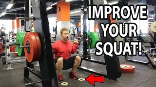 Video Improve Your Squat |Try this to help Optimize Squat Consistency download MP3, 3GP, MP4, WEBM, AVI, FLV April 2018
