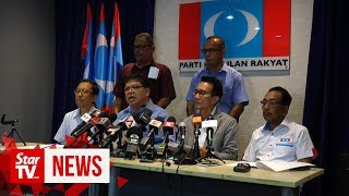 Six PKR state leaders backs Anwar