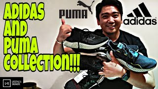 Sneaker Collection | Adidas and Puma | Lifestyle and Sneakers