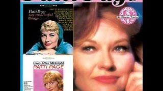 Patti Page ~ Our Day Will Come YouTube Videos