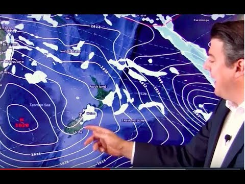 Large high rolling in but heavy showers this week too (20/11/17)