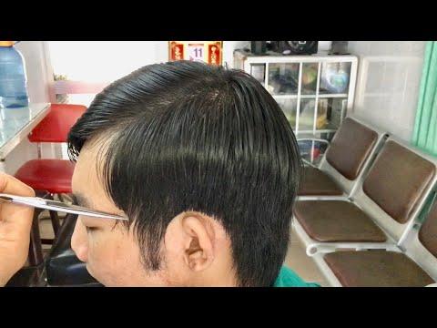 CHIA SẺ, Cắt Kiểu Tóc, DANH TỈA,Cổ Điển Bình Dân .Đơn Giản   Men's Haircut , Classic Simple