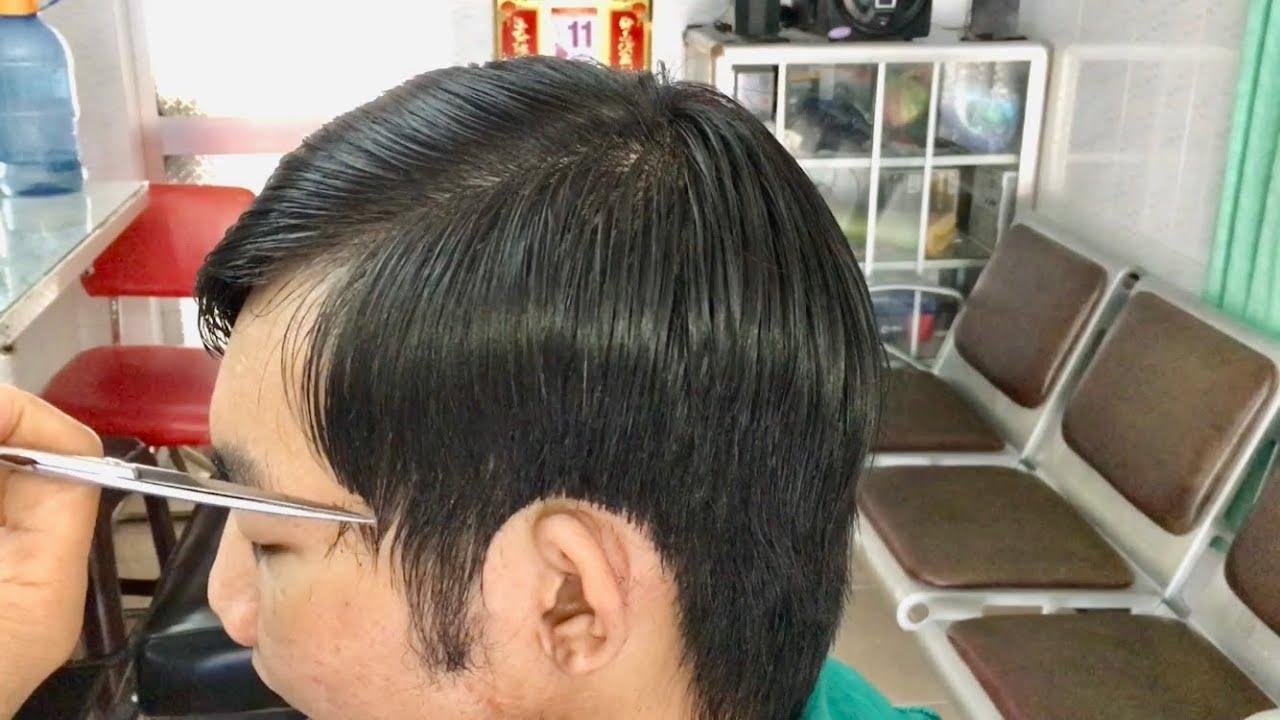 CHIA SẺ, Cắt Kiểu Tóc, DANH TỈA,Cổ Điển Bình Dân .Đơn Giản   Men's Haircut , Classic Simple   Tổng quát những tài liệu liên quan tóc tỉa nam chính xác