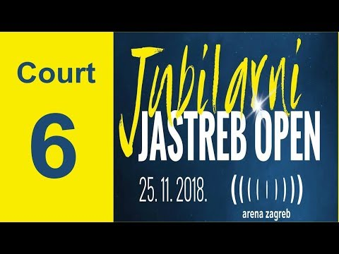 20th JASTREB OPEN - CUP OF THE AMBASSADOR OF THE REPUBLIC OF KOREA - COURT 6