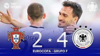 Portugal 2 - 4 Alemania | EUROCOPA 2020 - Grupo F 🏆