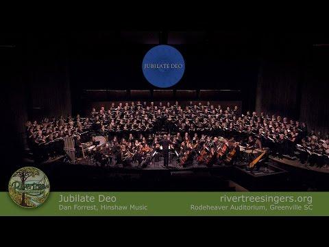 Jubilate Deo – Dan Forrest – COMPLETE Concert