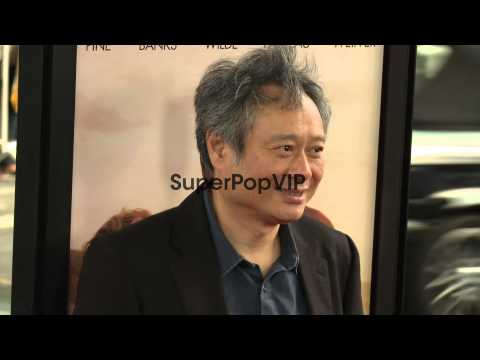 Ang Lee at 2012 Los Angeles Film Festival Premiere of 'Pe...