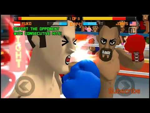 Main Game Tinju|Game Nostalgia#1 Punch Hero