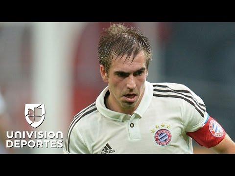 """Philipp Lahm y su despedida en el Bayern: """"Será la última ocasión para todo"""""""
