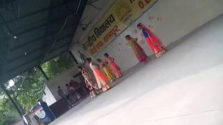 A bautiful dance on 15 agust of kv oef 2018