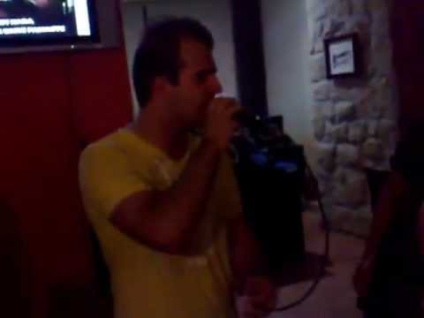 Jorge Maciel karaoke Quem Sabe.