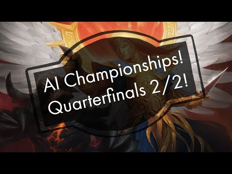 Age of Magic - AI Championships Quarterfinals 2/2