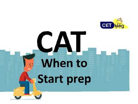 CAT. How many months prep needed to crack CAT.