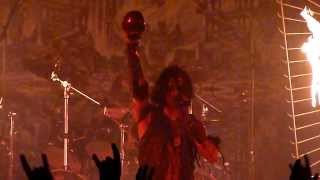 Watain - Devil's Blood+Reaping Death live @ Eindhoven Metal Meeting (Effenaar (NL)) 2013-12-14