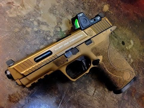 Smith wesson pro core 9mm project doovi for M p ported core 9mm