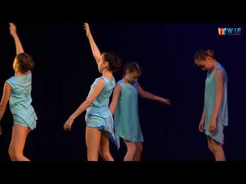 Танец Ангелы. Современная хореография
