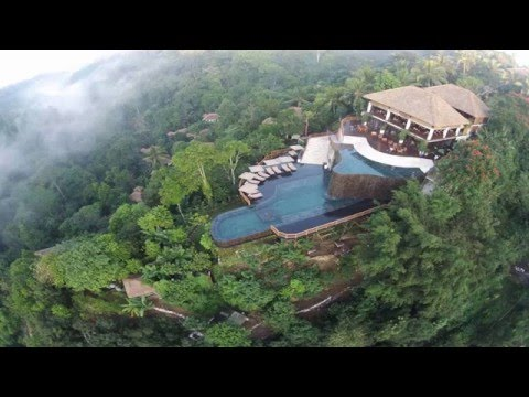 Ubud Hanging Gardens Resort - YouTube
