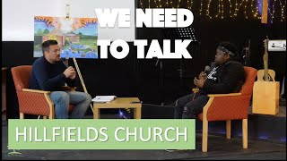 We Need To Talk About Why Black Lives Matter | An Interview With Joab Magara | Hillfields Church