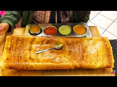 Cost Of DOSA In CANADA (And Is It Good?😱) #KeerthiVlogs