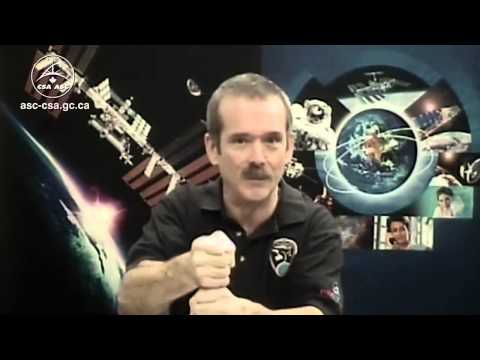 Science Today: Commander Chris Hadfield | California Academy of Sciences