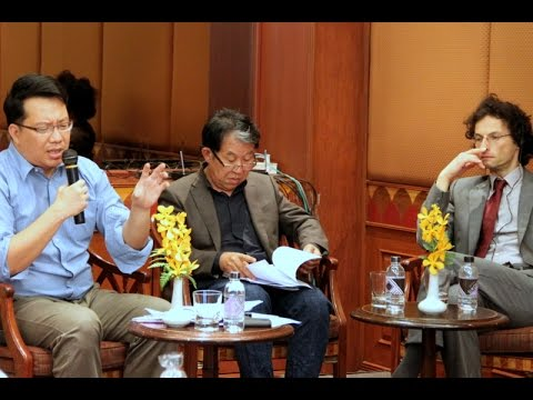 "Panel Discussion: ""Social Market Economy for Thailand"" : Dr. Sirote Klampaiboon"