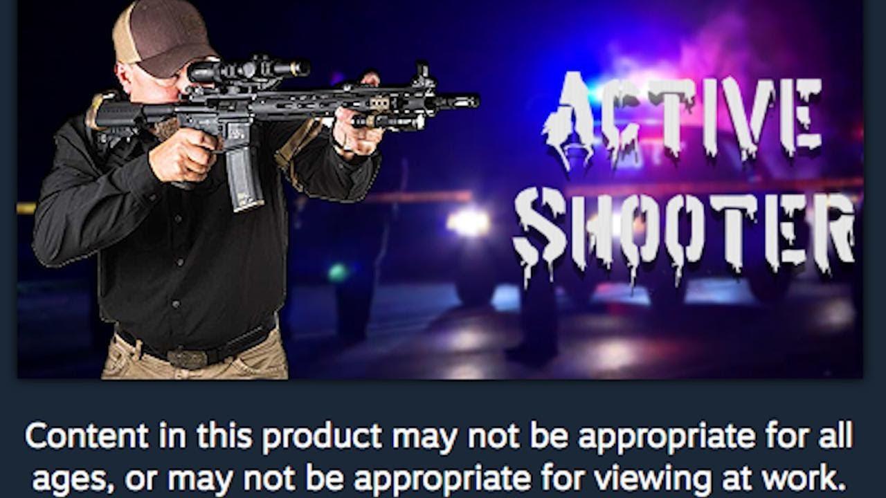 Parkland parents decry 'Active Shooter' video game
