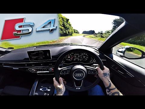 2017 Audi S4 | TEST TRACK DRIVE!