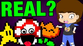 Mario Power-Ups ACTUALLY EXIST?! (Super Mario Bros. Theory) - ConnerTheWaffle