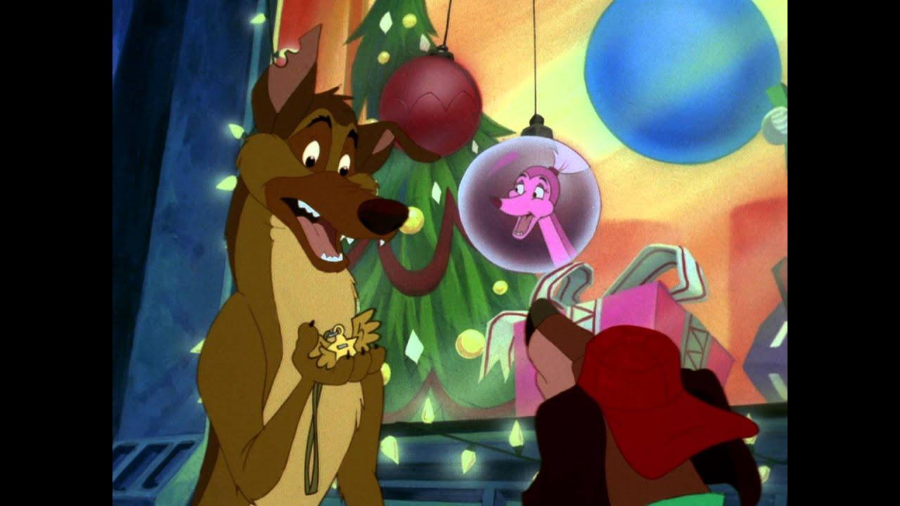 An All Dogs Christmas Carol - YouTube