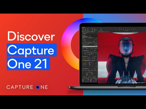 Capture One 21 | Highlights: Discover Capture One 21