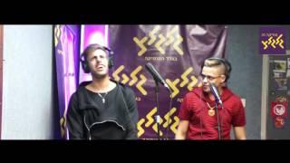 בן אל תבורי וסטטיק - מאש-אפ ברבי + See You Again (חי באולפן גלגלצ)