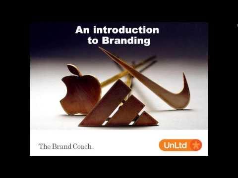 Webinar - An introduction to branding