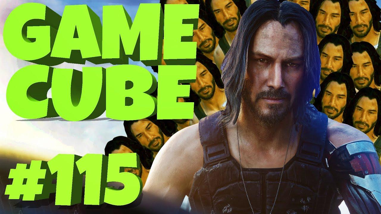 GAME CUBE #115 | Баги, Приколы, Фейлы | d4l MyTub.uz