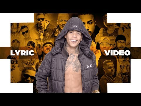 MC Kevin - A Boca Dela (Lyric Video) Perera DJ