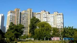 Обзор Троещины - Троещина - район Киева видео обзор