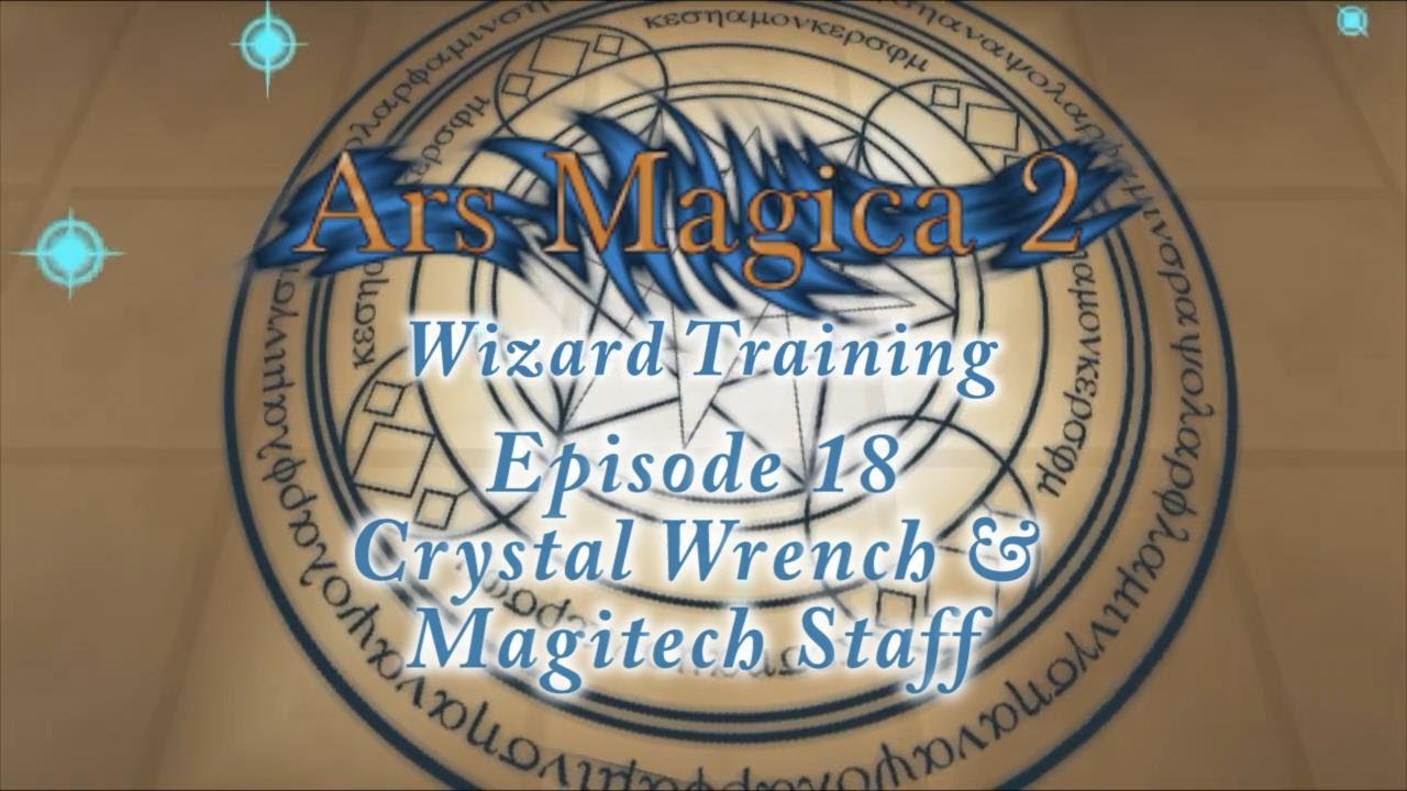 how to make spells ars magica