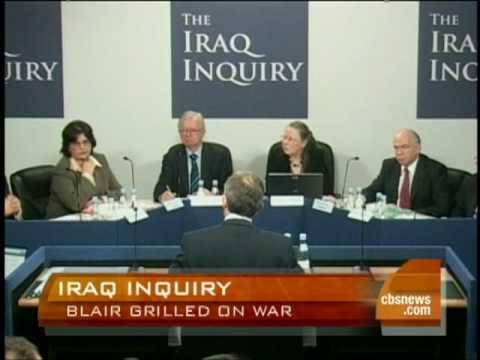 Tony Blair Defends Legacy