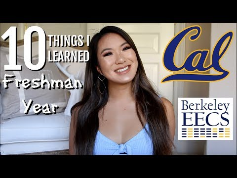 10 Things I Learned Freshman Year at UC Berkeley | mereheartsyou