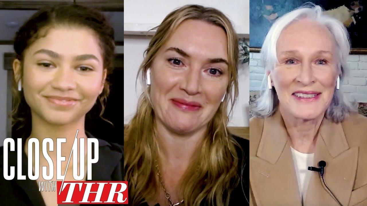 Download FULL Actresses Roundtable: Zendaya, Glenn Close, Kate Winslet & More | Close Up