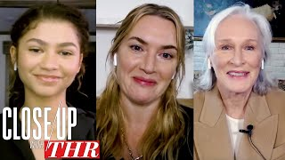 FULL Actresses Roundtable: Zendaya, Glenn Close, Kate Winslet & More | Close Up