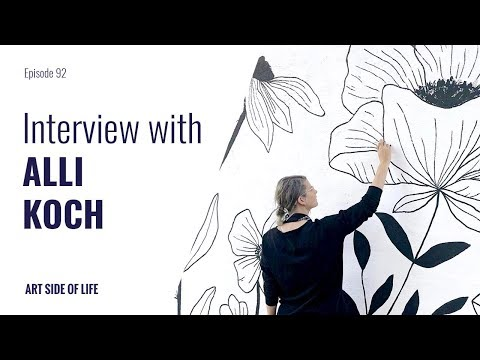TIPS ON RUNNING YOUR OWN DESIGN STUDIO -WITH ALLI KOCH (EP.92)
