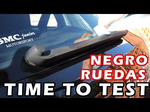 NEGRO RUEDAS Y PLÁSTICOS | SAN MARINO | Time to Test