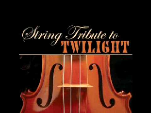 Twilight Bella's Lullaby (String Tribute)