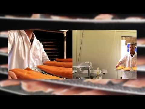Traditional Smoked Salmon using locally sourced smoldering oak  - Black Mountains Smokery