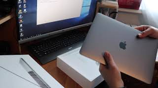 MacBook Pro 13'' 2017 розпакування!