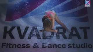 Lumidee vs. Fatman Scoop - Dance сhoreography by Valeria - Studio KVADRAT