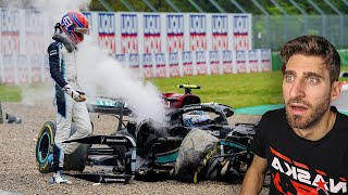 CHE BOTTO!!! Incidente Russell Bottas: chi ha torto? - Post GP Formula 1 Imola