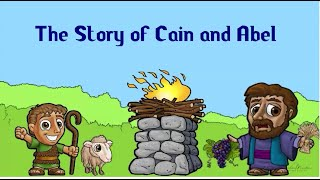 The Story of Cain and Abel | Bible Story Doodle Illustration | Animated | God desires obedience
