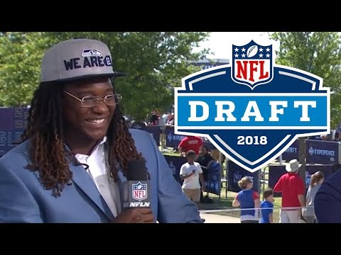 "Shaquem Griffin, ""My brother busted in the restroom and tackled me"" 
