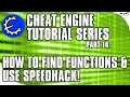Cheat Engine 6.5 Tutorial Part 15: Finding Functions and Speedhack! [HuniePop]